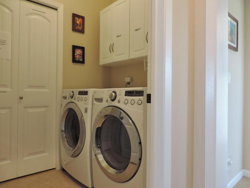 Laundry (Upstairs).