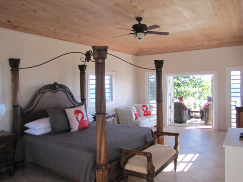 Sunrise master bedroom