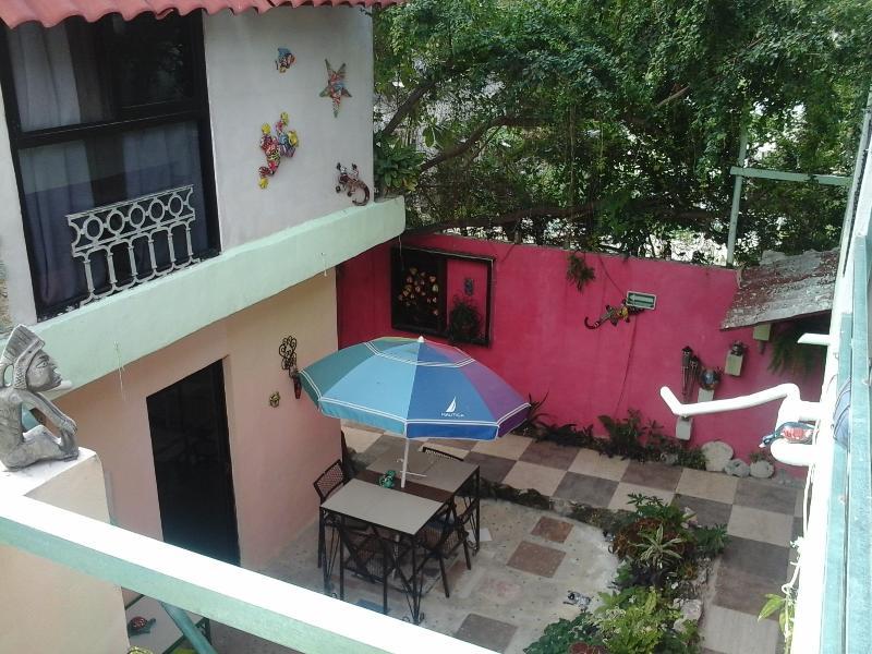 patio first floor