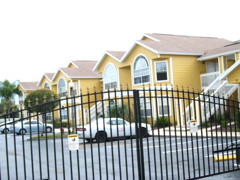 Gated & secured community