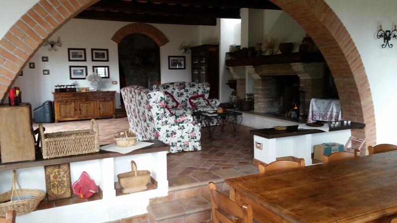 casale roberto, vacation rental in Poggiolo