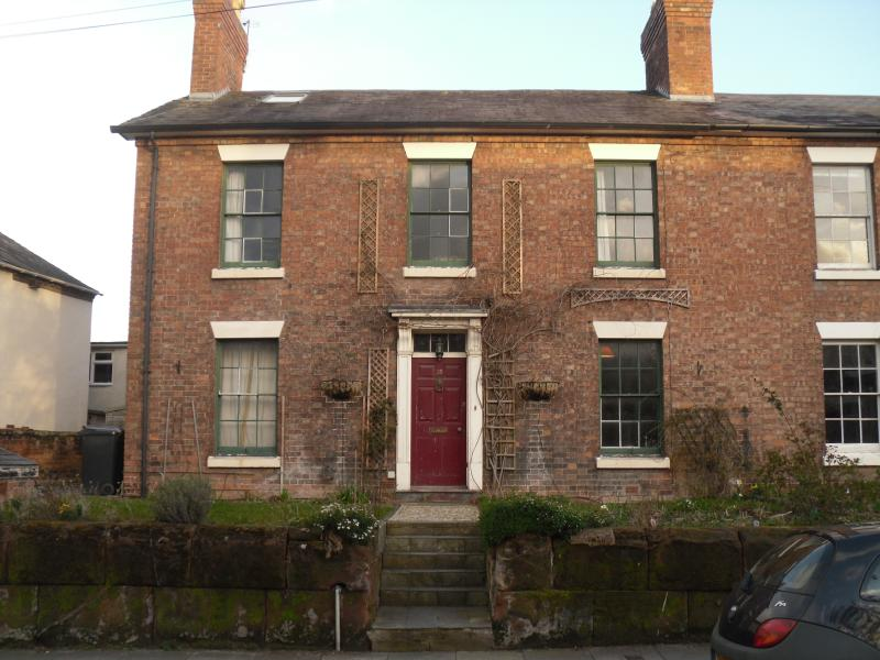 Georgian Townhouse Near Shrewsbury Town Centre Updated