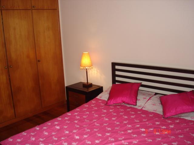 double bedroom in suite