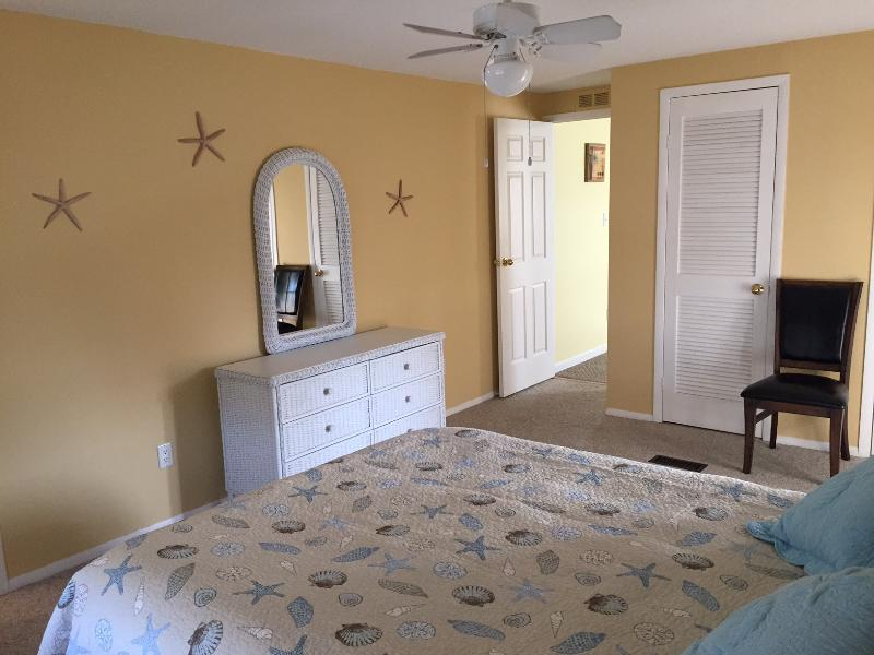 Second Floor Master Bedroom