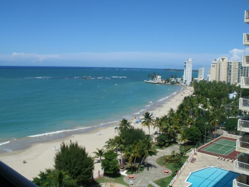 Spectacular Ocean View Condo In Isla Verde #2, vacation rental in Isla Verde
