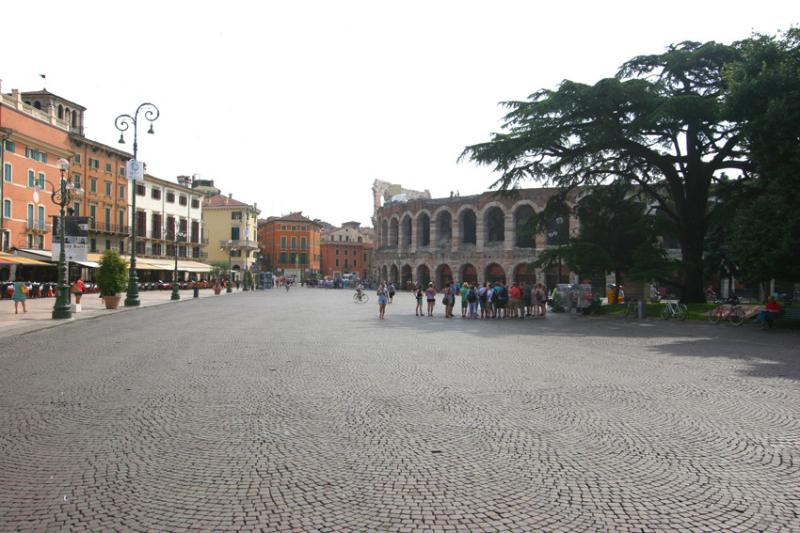 Verona at 35 km by car or train
