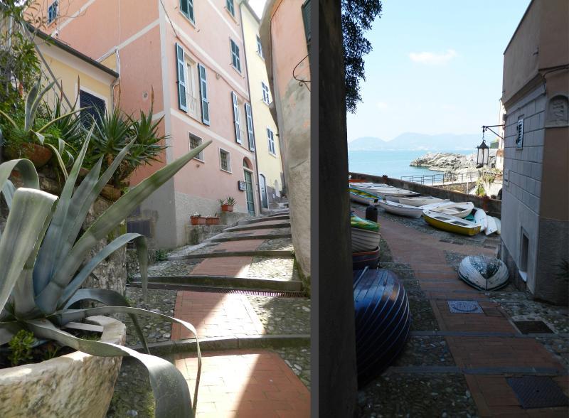 Liguria, nel borgo di Tellaro, holiday rental in Muggiano