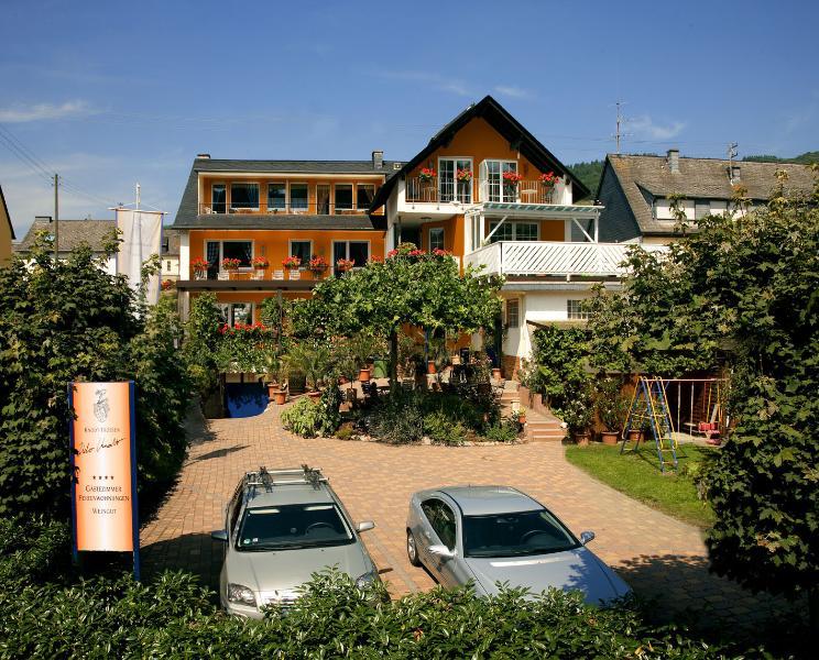'Gästezimmer', holiday rental in Zeltingen-Rachtig