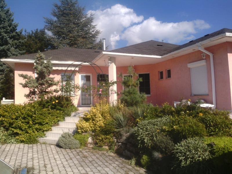 Feszek Park Hotel, casa vacanza a Vonyarcvashegy