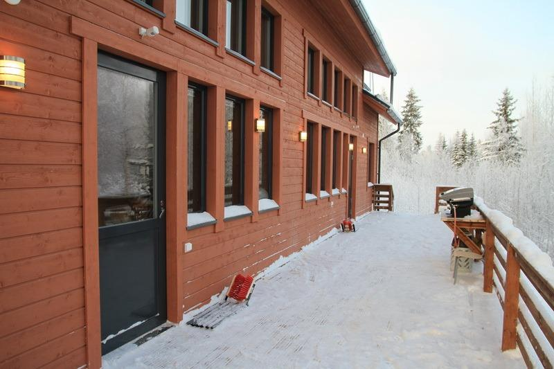 Findomik Cottages B4, vacation rental in Lievestuore