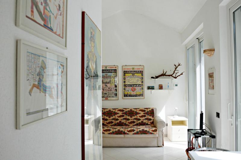 Oasi Garden Suites - La Conigliera: il soggiorno