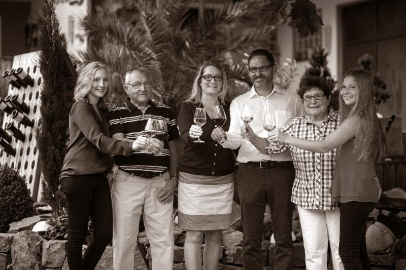 Familie Knodt-Trossen- Generationen