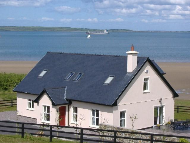 stunning beachfront cottage ballybunion has terrace and porch rh tripadvisor com