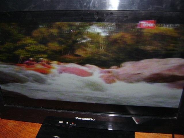 RAFTTING - rápido nas Cataratas, tiradas da Telerama TV com minha câmera Sony