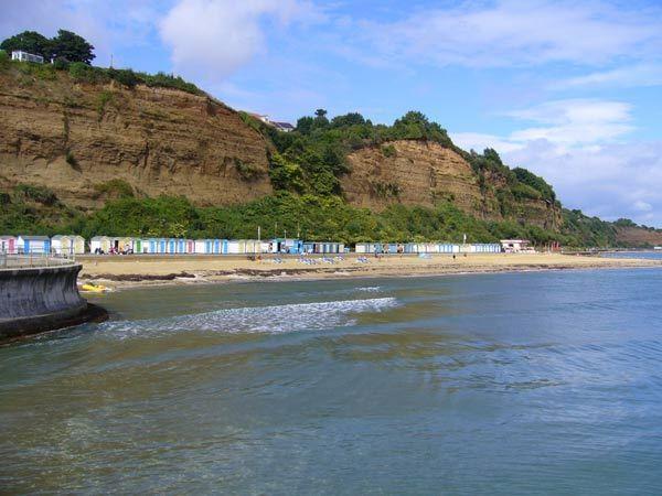 Shanklin Beachhuts