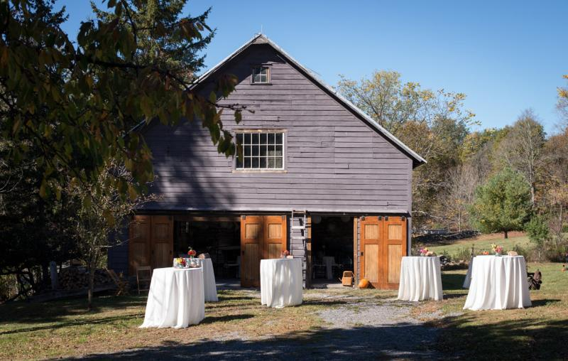 Our 1790's barn is available for your wedding or photo/film shoot.