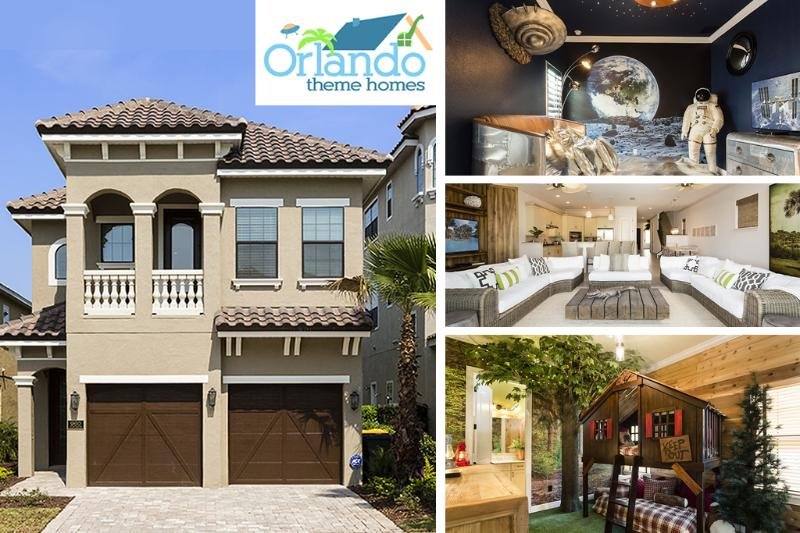 Orlando Theme Home: Every Room is a New Adventure!, vacation rental in Orlando