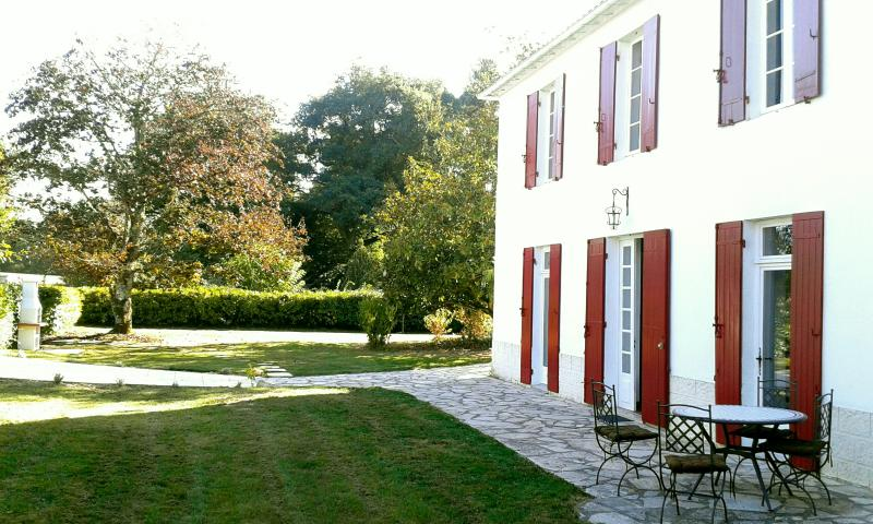 Charming French Farmhouse with plenty of garden space
