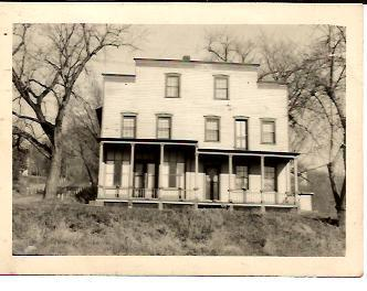 Here is the hotel in early 1900's