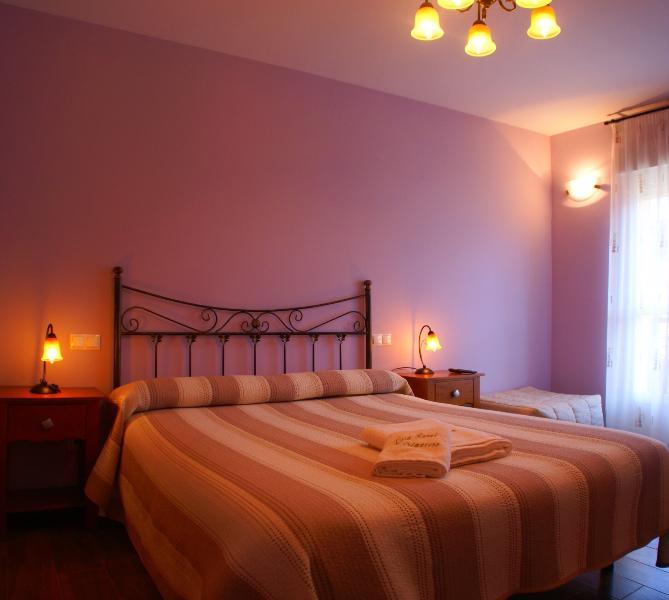 Hotel Rural La Primavera - Habitación El Invierno, aluguéis de temporada em Ceadea