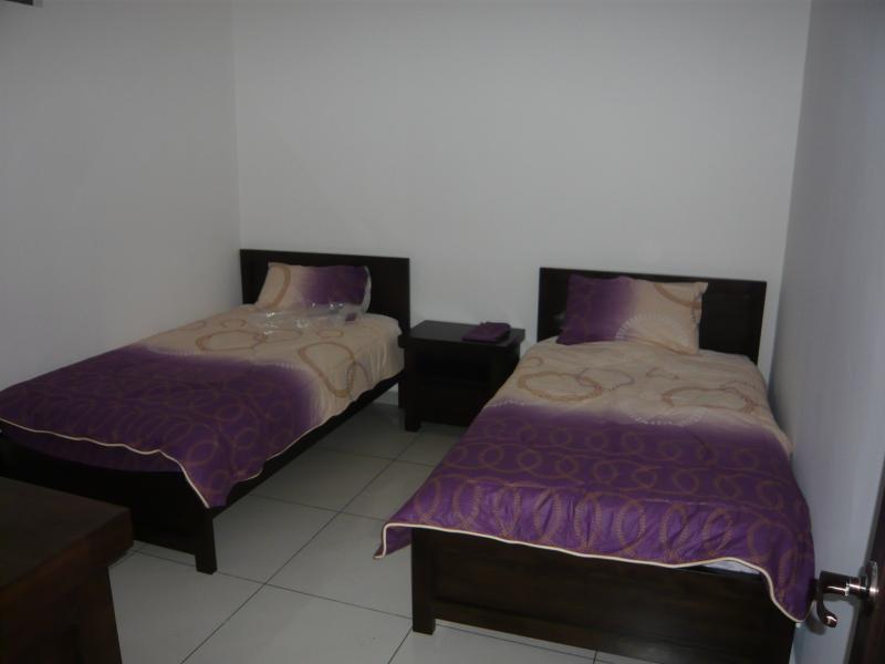Dormitorio doble con dos camas super. (Dormitorio Nr.2)