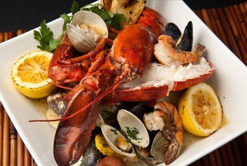 Ericeira - seafood