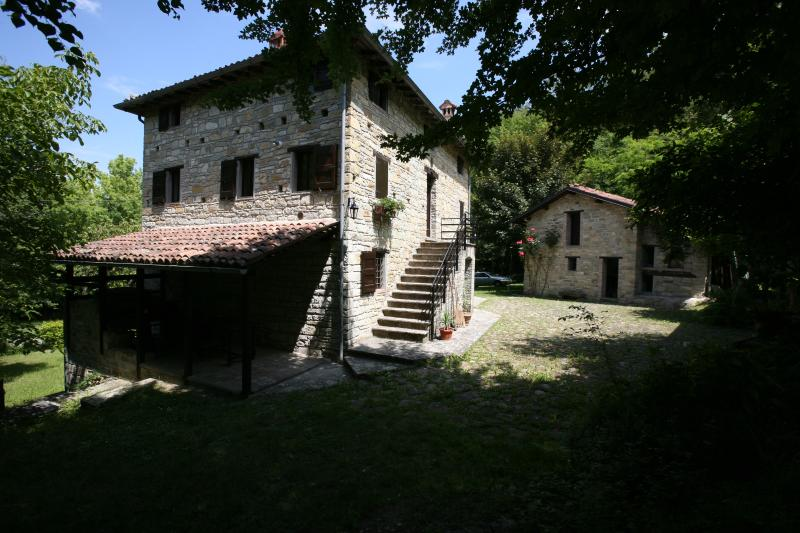 The Antique Mill of Valle (Il Mulino di Valle), vacation rental in Serramazzoni