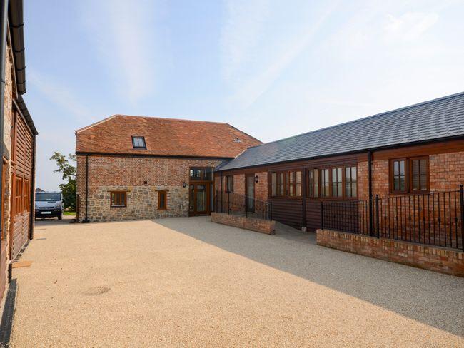 Stunning converted barn