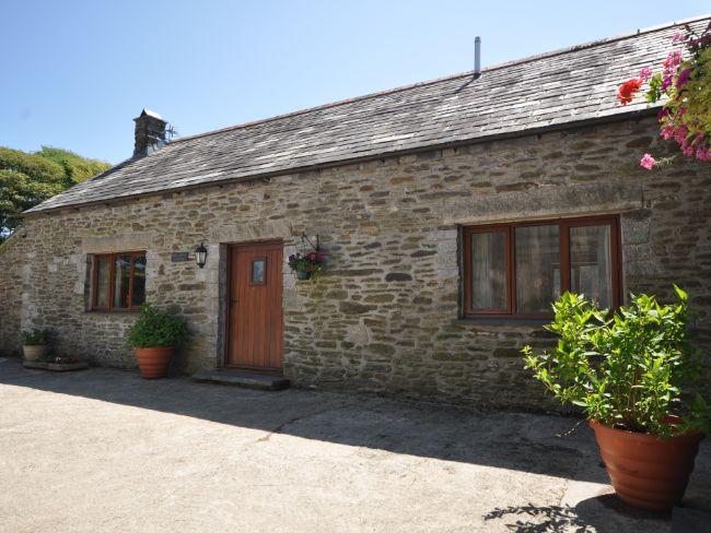 Vista verso il cottage