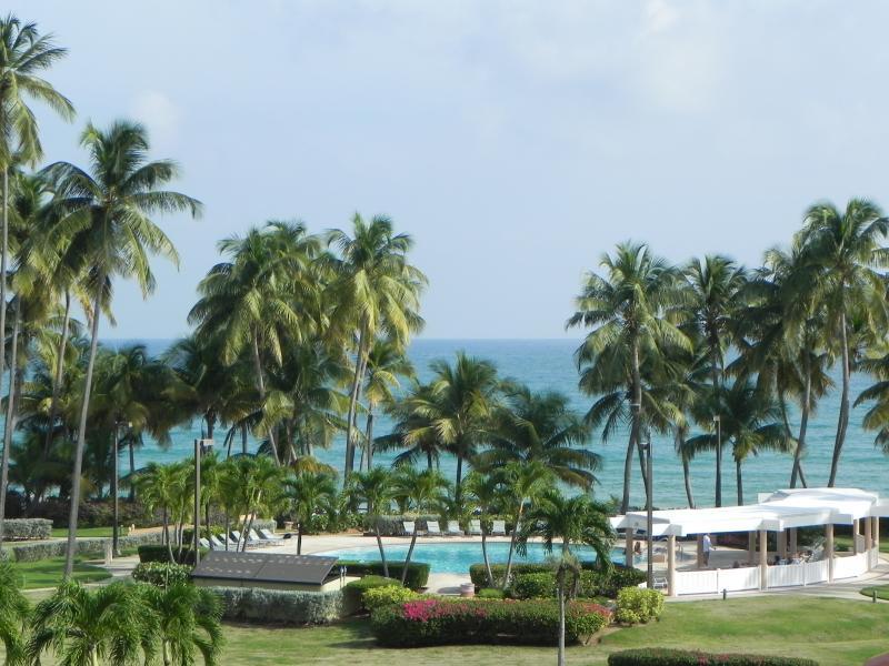 Beautiful Beachfront Palmas del Mar Puerto Rico, holiday rental in Humacao
