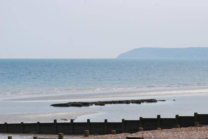 The Bexhill sea front