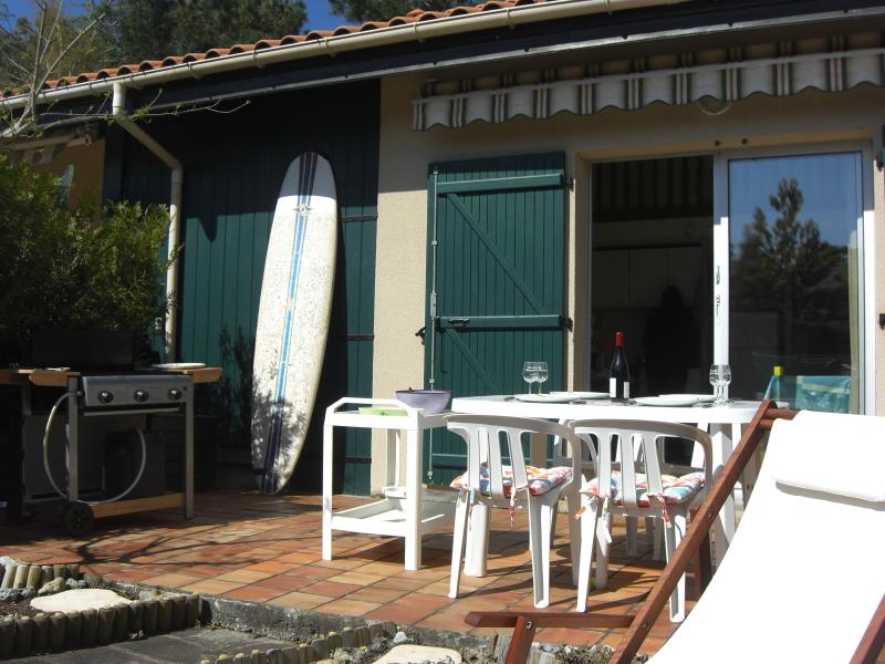 House at Hourtin Port by lake, beach and restaurants, holiday rental in Hourtin-Plage