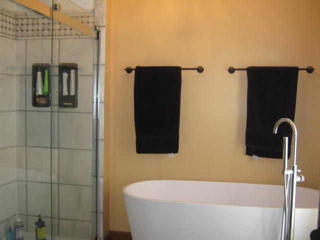 Newly Renovated Master Ensuite