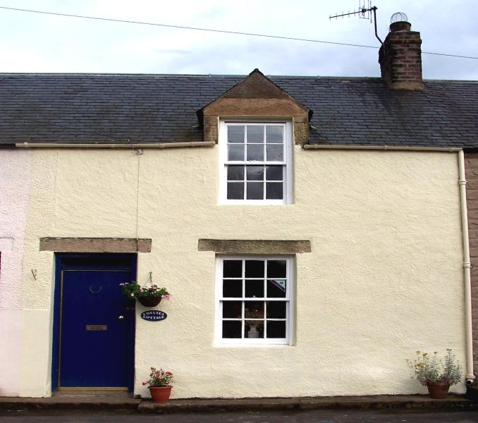 Chelsea Cottage - a traditional borders village cottage