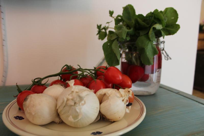 Colours and flavours of Apulia