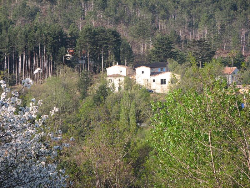 Dieulefit, Besun House, holiday rental in Roche-Saint-Secret-Beconne