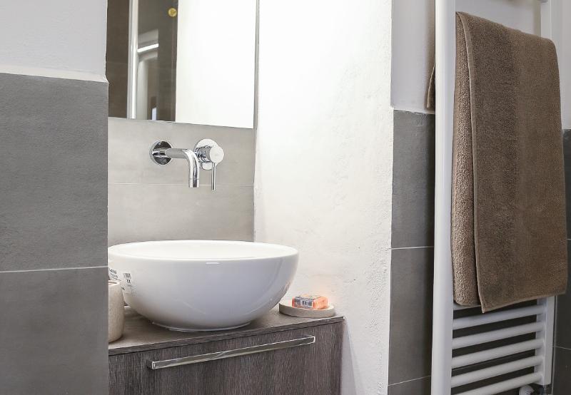 Bagno privato camera Amanti