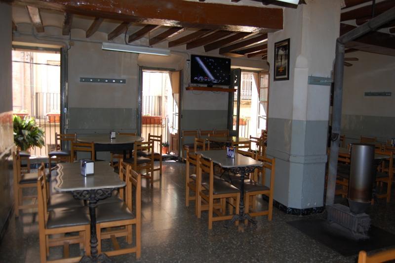 Bar Flanxo, Saddlebag