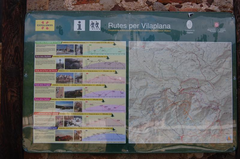 Hiking Vilaplana