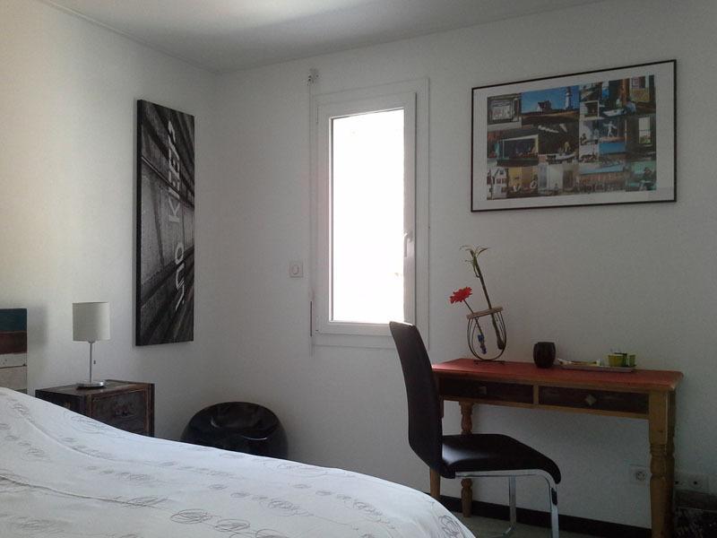 chambre privée idéale déplacement ou tourisme, location de vacances à Maupertus-sur-Mer