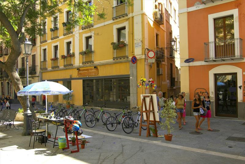 Bike Rental, Piazza San Sepolcro