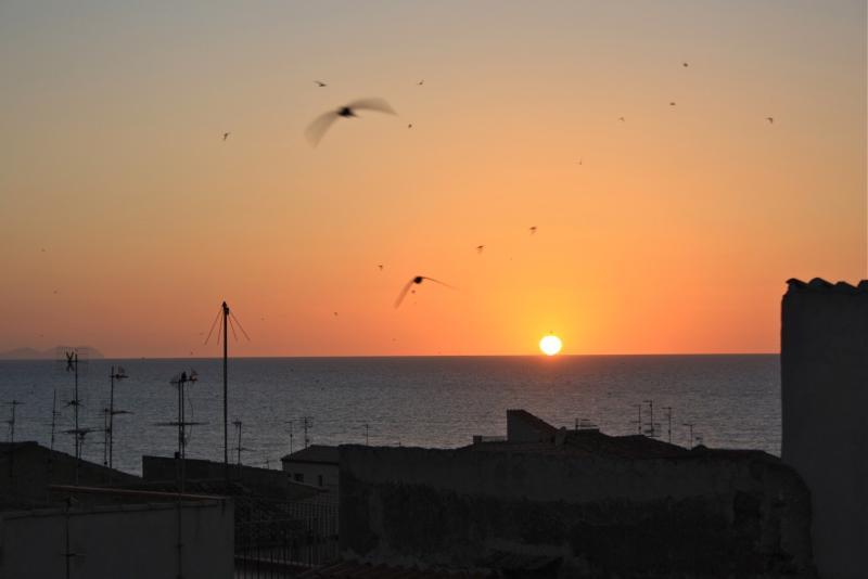 Sunset from Gioeni