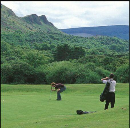 Golf at Benone