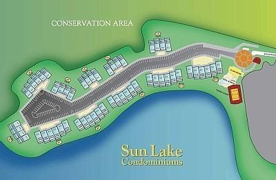 Sunlake Resort layout