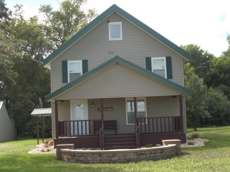 Dakota Line Lodge LLC, casa vacanza a Rosholt