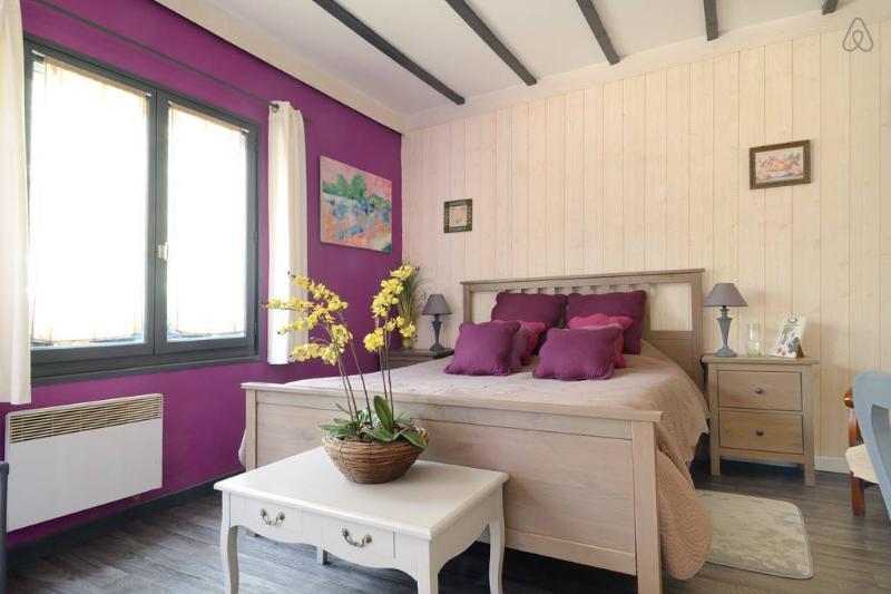 AIX EN PROVENCE CHAMBRE PRIVEE DANS MAS PROVENÇAL, holiday rental in Aix-en-Provence