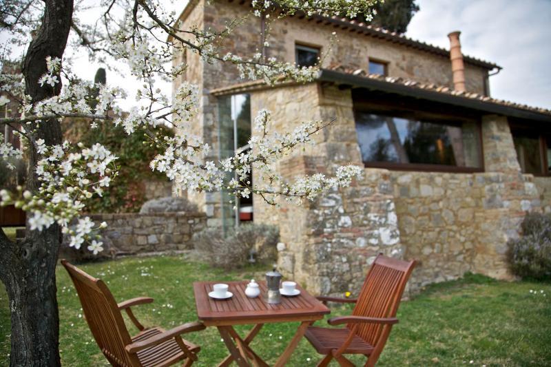 Villa di Geggiano, holiday rental in Siena