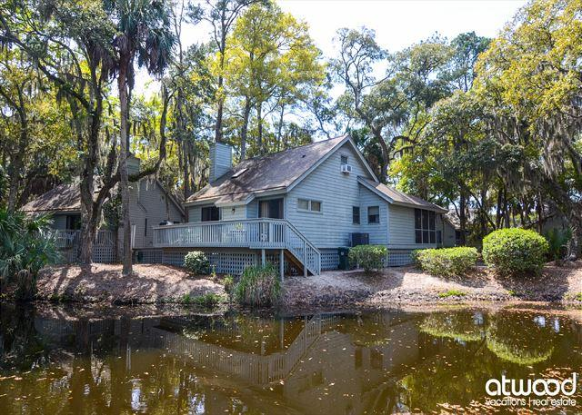 Turtle Pond - Pet Friendly Resort Cottage, vacation rental in Edisto Island