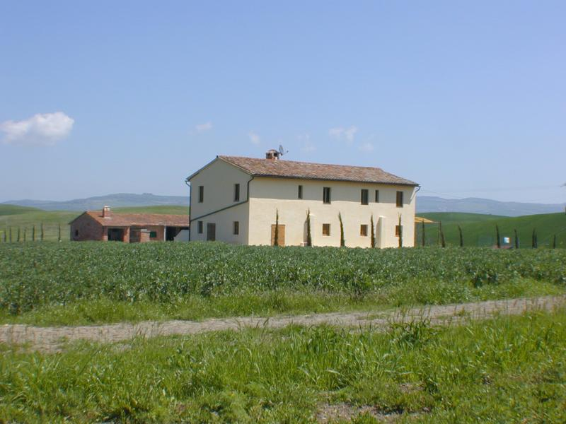 Casa Orcia, holiday rental in Gallina