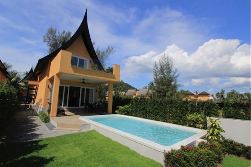 Koh Chang Beach Villa (64A) @ Siam Royal View, vakantiewoning in Trat